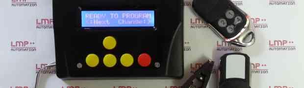 HSC301 Rolling Code Remotes Programmer